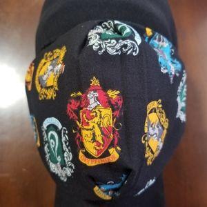 Harry Potter House Crest Cotton Facemask